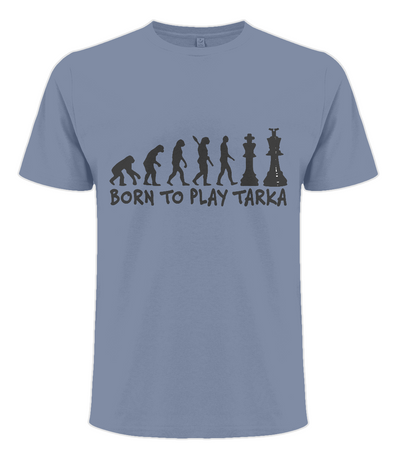 Men's Standard T-shirt EVOLUTION-TARKA