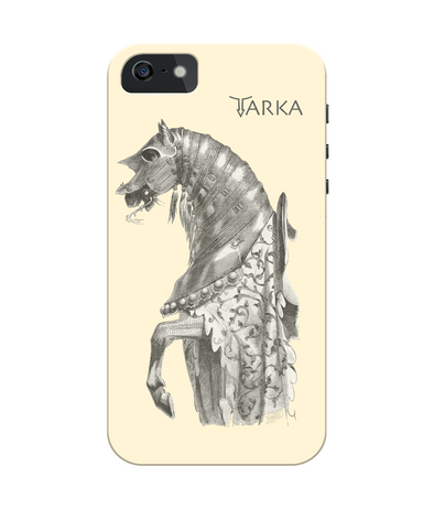 iPhone 4/4s Full Wrap Phone Case Horse Tarka