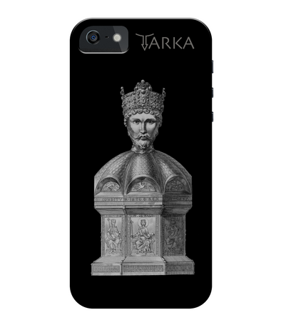 iPhone 5/5s Full Wrap Case KING Tarka