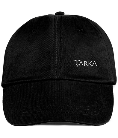 Low Profile Brushed Twill Cap Tarka
