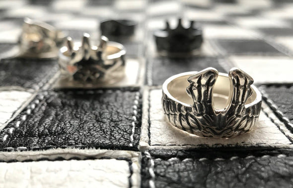 Sterling (Silver Ring) Set | Pre-Order Now