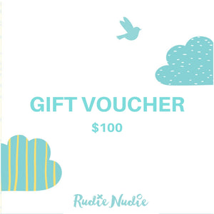 Rudie Nudie Gift Card [$100]