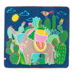 NEW! 'HOLA MAMACITA' LARGER SIZE Playmat