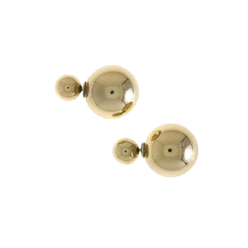 Reversible Stud Earring