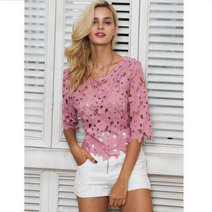 Romantic Blouse