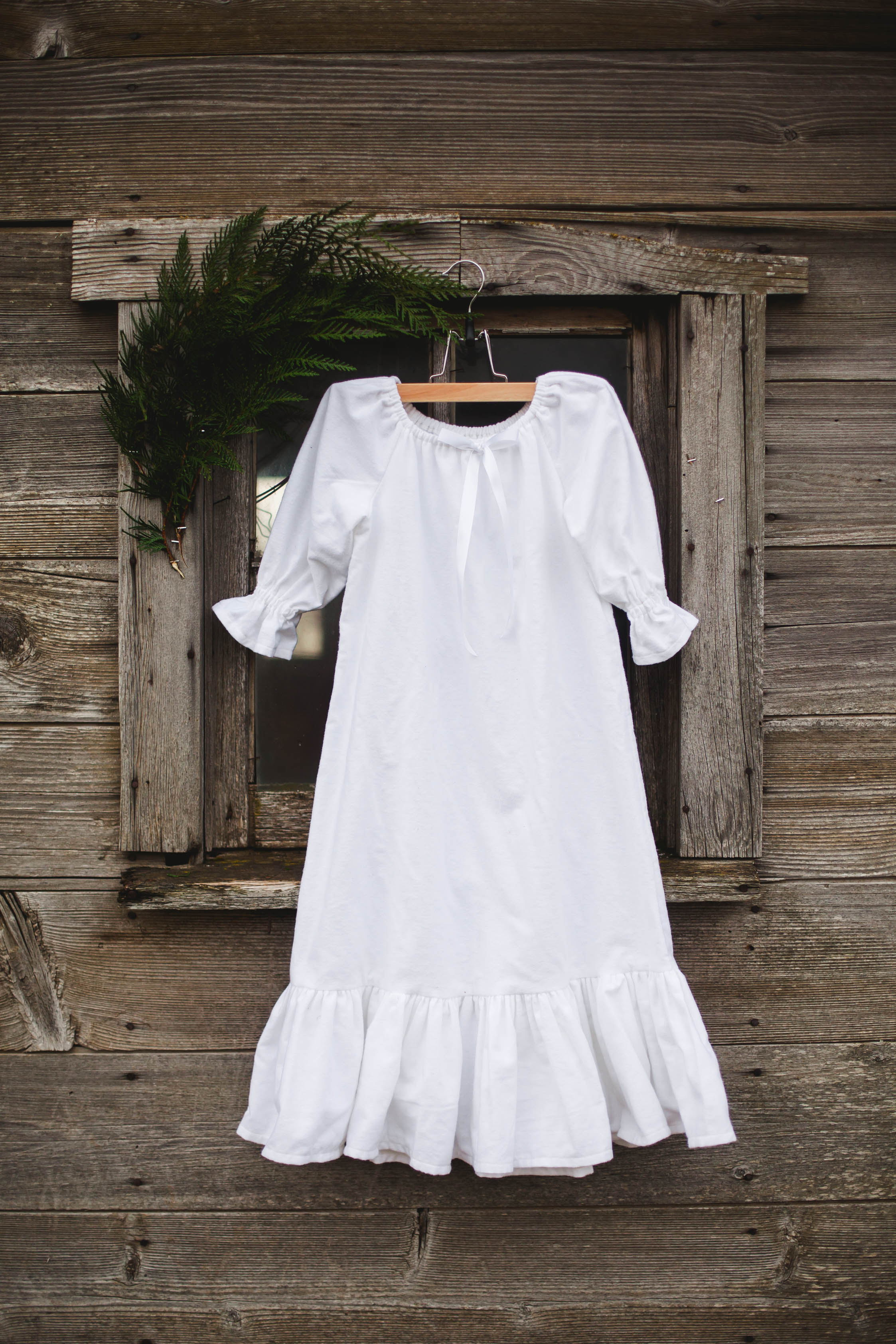 Snowflake Nightgown