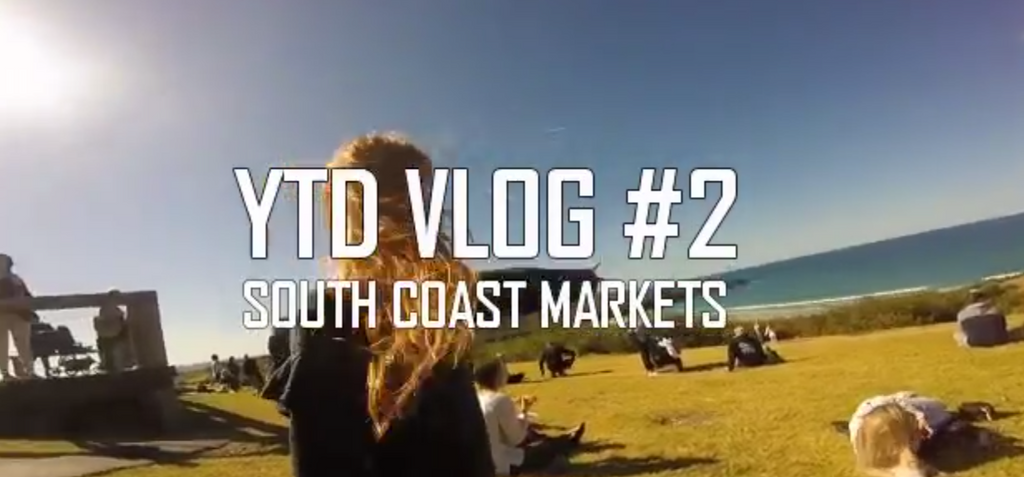 YTD I VLOG #2 - SOUTH COAST MARKETS