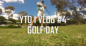 YTD I VLOG #4 - GOLF DAY (FT. PINK FLAMINGO/AQUA PALMS)