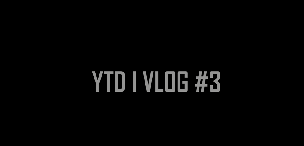 YTD I VLOG #3 - DADS CAN BAKE.... MAYBE?
