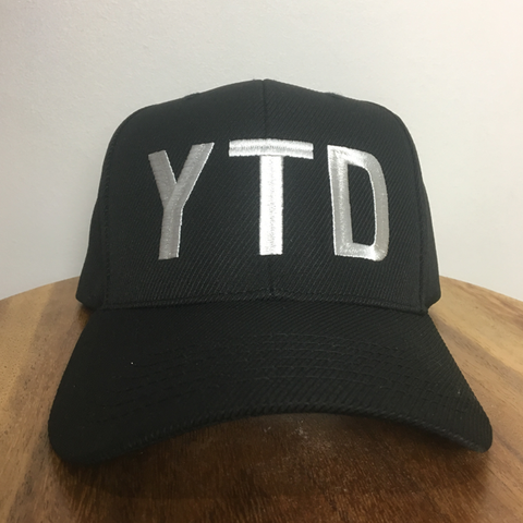 DADDY CAP - BLACK