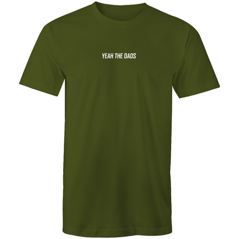 STAPLE TEE - ARMY GREEN