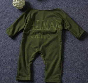 Infant BALMAN romper