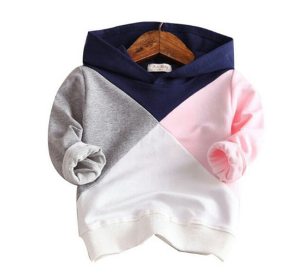Boys Colorblock Sweater