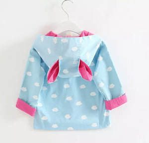 Girls Cloud Jacket