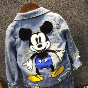 Boys Mickey Jacket