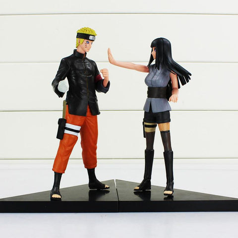 16cm Naruto and Hinata Collection Figures (2 piece set) - GeoDapper