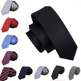 Fashion Slim Designed Knitted Neck Ties for Men - GeoDapper