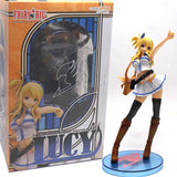 22cm Lucy Heartphilia Collection Figure (from Fairy Tail) - GeoDapper