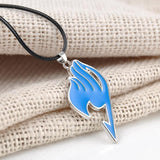 Fairy Tail rope chain necklace - GeoDapper