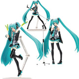 15cm Hatsune Miku Collection Figure with Moveable Joints - GeoDapper