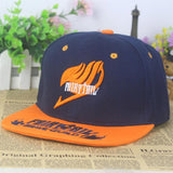 Fairy Tail Snapback Baseball Hat - Geo Dapper