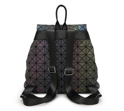Image of Holographic Glow Backpack