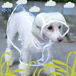 Image of Waterproof Dog Rain Coat