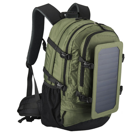 Image of Solar Travel Backpack