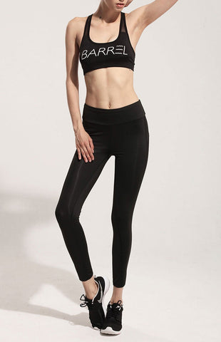 Image of Spliced Mesh Leggings