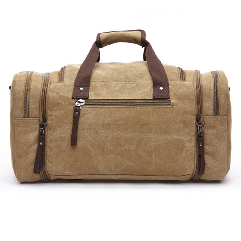 Retro Canvas Duffle