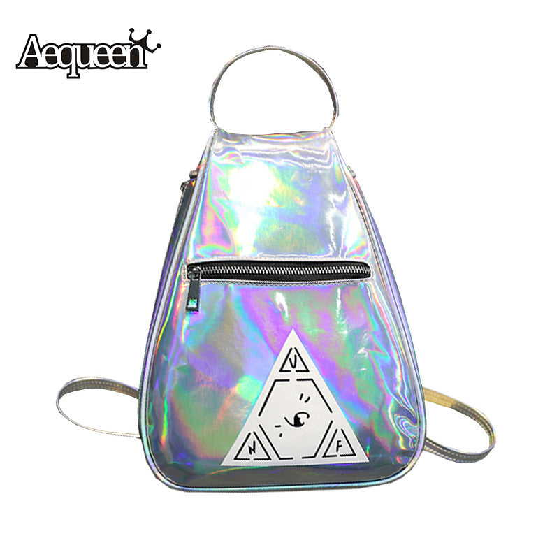 TRIAD Holographic Backpack