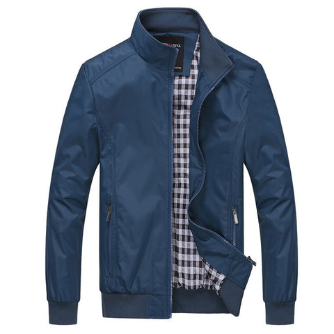 Image of Lightweight Bomber Jacket