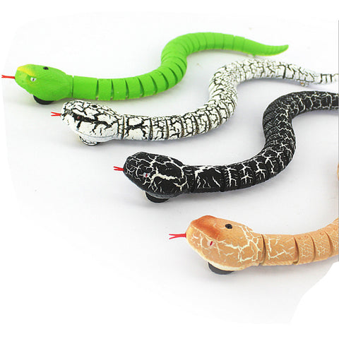 Image of Remote Control Toy Snake