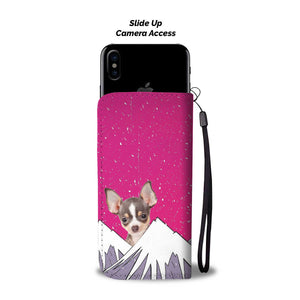 Chihuahua Dog Print Wallet Case-Free Shipping-CO State - The Horse Barn