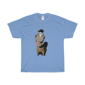 Crazy Unisex Heavy Cotton Tee - The Horse Barn