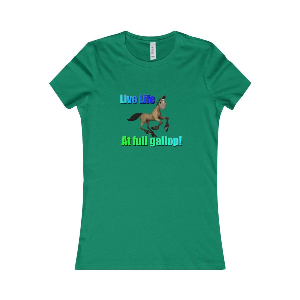 Life Women's Favorite Tee - The Horse Barn