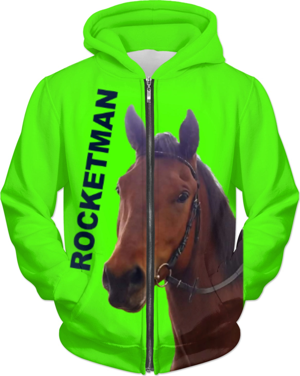 Rocketman Green - The Horse Barn
