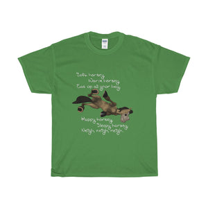 A Soft Horsey Unisex Heavy Cotton Tee - The Horse Barn