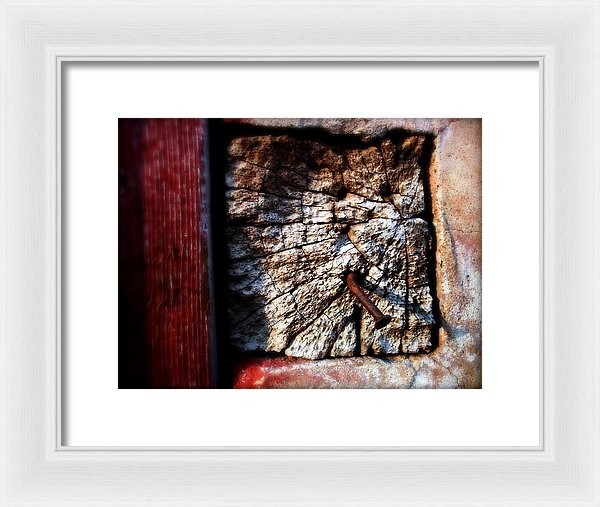 Bord Sciobol  - Framed Print - The Horse Barn