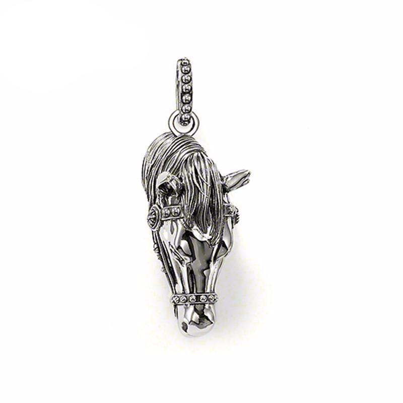 Horse Pendant (no chain) - The Horse Barn