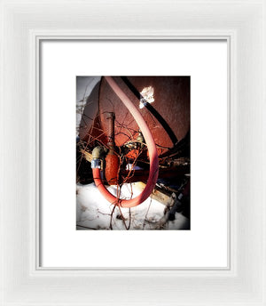 Vetus Sterilis - Framed Print - The Horse Barn