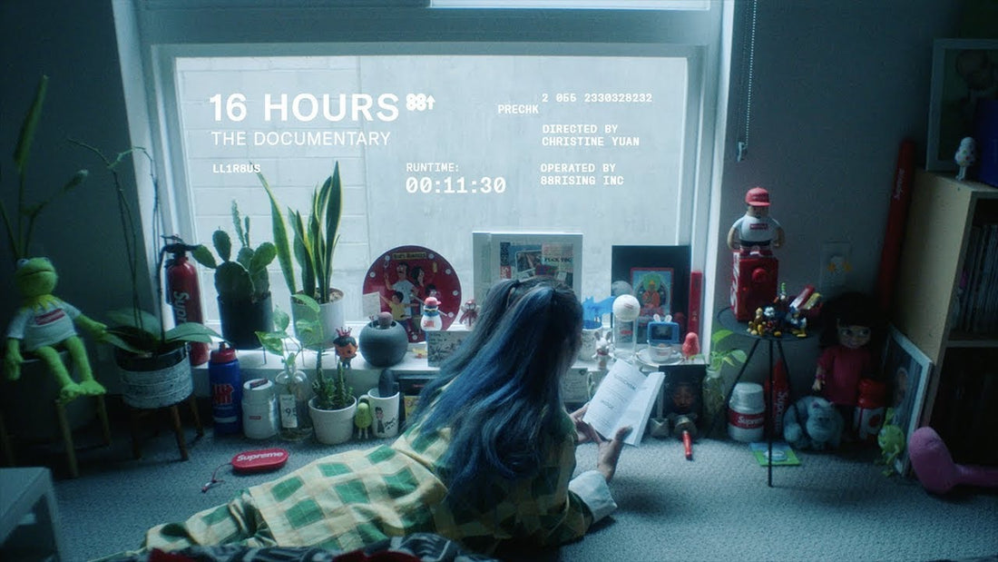 From China to LA: 16 Hours, a documentary by 88Rising