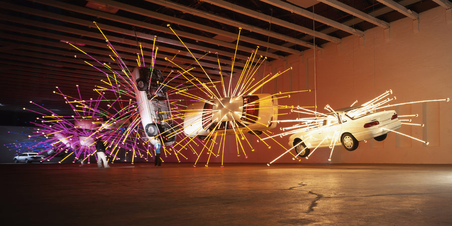 The Explosive Art of Cai Guo-Qiang