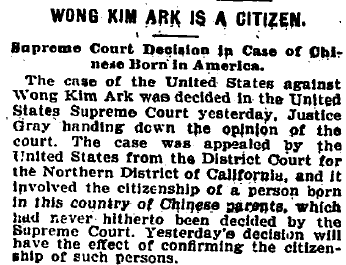 news article announcing Supreme Court decision