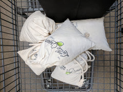 Cotton Reusable Bulk Bags