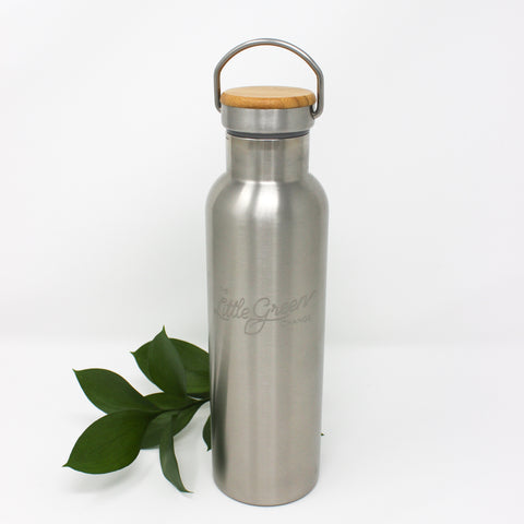 Stainless Steel Water Bottle  (600mL/20.28oz)