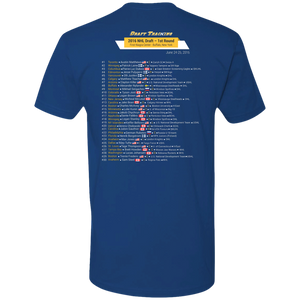 NHL 2016 Draft t-shirt (list format)