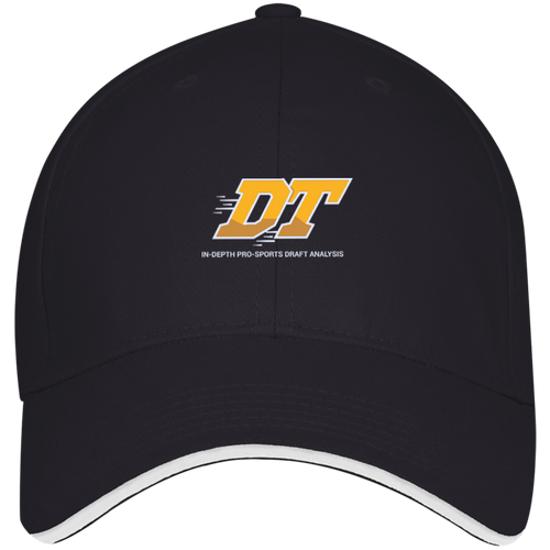 DT Baseball Cap With Sandwich Visor