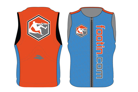 Footin.com Competition Vest