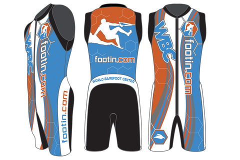 Footin.com and World Barefoot Center Barefoot Suit